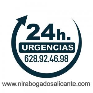 Abogados en Alicante - Servicio de Urgencias