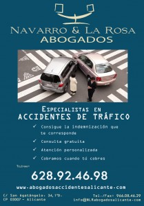 Abogados Alicante - Especialistas en Accidentes de Tráico