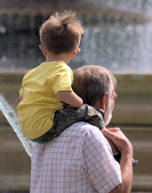 ¿Pueden solicitar los abuelos un régimen de visitas con sus nietos?